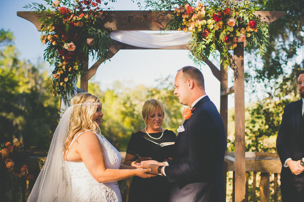 karen roumillat  wedding officiant reviews