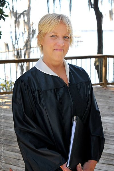 photo 13 of Karen Roumillat, Wedding Officiant