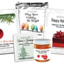 All Pesonalized Holiday Favors