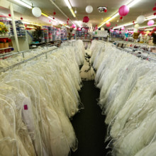 220x220 sq 1467388489496 bride to be consignment wedding gown aisle consign