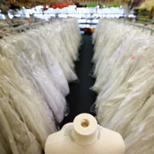 220x220 sq 1467388565245 bride to be consignment wedding gown aisle consign