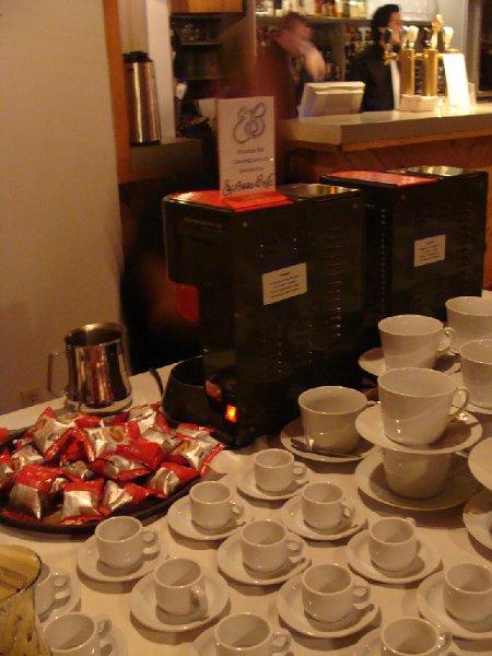 Espresso Bella Espresso Amp Coffee Bar Catering Richmond Hill On Wedding Catering