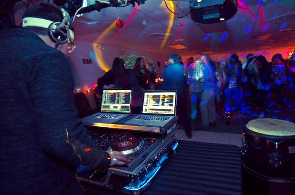 photo 6 of Mixing Maryland Wedding DJs