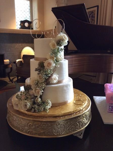 o 39 how sweet atlanta ga wedding cake. Black Bedroom Furniture Sets. Home Design Ideas