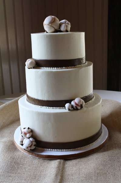 1352563819423 DeClareCakesCharlestonSCWeddingCakeCotton3 Charleston Wedding Cake