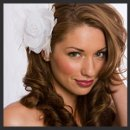 130x130 sq 1298155324369 bridalweddinghairstylemakeup109
