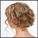 130x130 sq 1298155327259 bridalweddinghairstylemakeup113