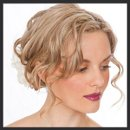 130x130 sq 1298155328478 bridalweddinghairstylemakeup115
