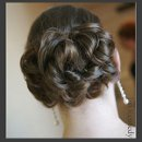 130x130 sq 1298155356134 bridalweddinghairstylemakeup53