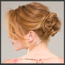 130x130 sq 1298155370791 bridalweddinghairstylemakeup68