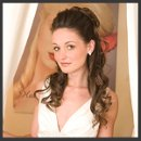 130x130 sq 1298155375681 bridalweddinghairstylemakeup71