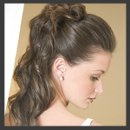 130x130 sq 1298155376869 bridalweddinghairstylemakeup72