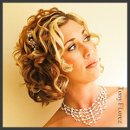 130x130 sq 1298155378775 bridalweddinghairstylemakeup74
