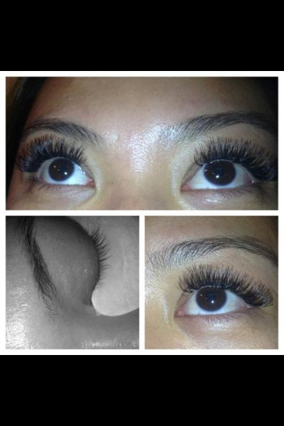 photo 24 of Eyelash Extensions by Nina