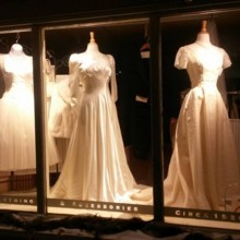 220x220 sq 1392315007982 wedding dress window 201