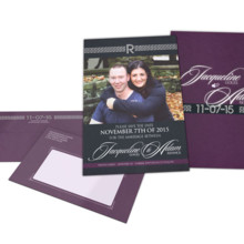 220x220 sq 1477758858003 portfolio purple sealed with love wedding perona f