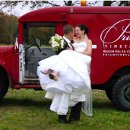130x130 sq 1353435507371 redtruckweddingshot20121001