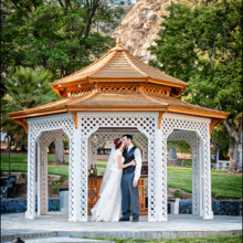 220x220 sq 1376705088248 newhall   bride  groom pagoda