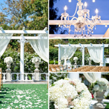 220x220 sq 1502838689469 perry house draped arbor and aisle with hydrangeas