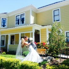 220x220 sq 1512849920518 perry house bride and groom pose front 1