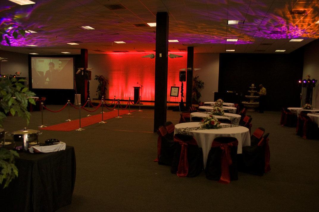 Ait Festival Hall Venue Fayetteville Nc Weddingwire