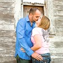 130x130 sq 1301166486725 engagementcouplekissingsm