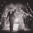 130x130 sq 1488220350808 5.wedding day grand exit bride and grrom happy cou