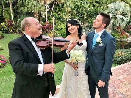Ed Horowitz - My Wedding Musician - Violin, Guitar, Ukulele, Mandolin