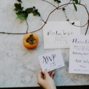 130x130 sq 1455565361207 calligraphy invitation ideas