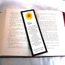130x130 sq 1355698243390 sunflowerbookmarks