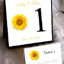 130x130 sq 1355698471392 sunflowertablecards