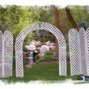 130x130 sq 1404934530323 lattice arch std with pannels