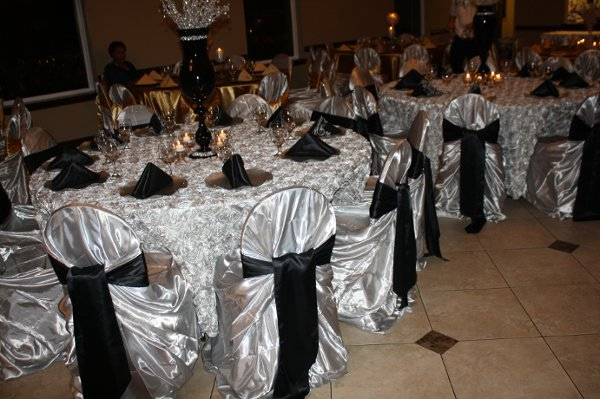 black and silver table decoration ideas u2013 Loris Decoration. Black And Silver Table Decoration Ideas Loris Decoration & Amazing Black And White Wedding Place Settings Pictures - Best Image ...