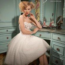 220x220 sq 1300367570293 9103adLo Ve La by Liz Fields   Dress   Attire   Englewood   WeddingWire. Liz Fields Wedding Dresses. Home Design Ideas