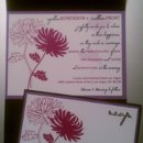 130x130 sq 1312787799686 purpleflowerinvitation