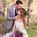 130x130 sq 1417478175639 radiant orchid purple wedding by third bloom 2
