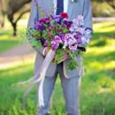 130x130 sq 1417478180882 radiant orchid purple wedding by third bloom 6