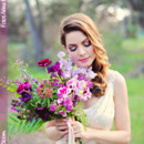 130x130 sq 1417478218622 radiant orchid purple wedding by third bloom 27