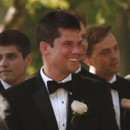 130x130 sq 1467356634736 grooms face bride walking down aisle