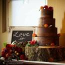 130x130 sq 1478026439411 chocolate orange wedding cake
