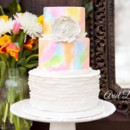130x130 sq 1478026584091 watercolor wedding cake