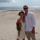 130x130 sq 1389915656769 elopement on the beach in bay hea