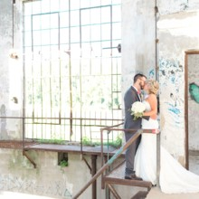 220x220 sq 1455654224288 old silk mill wedding photography0048