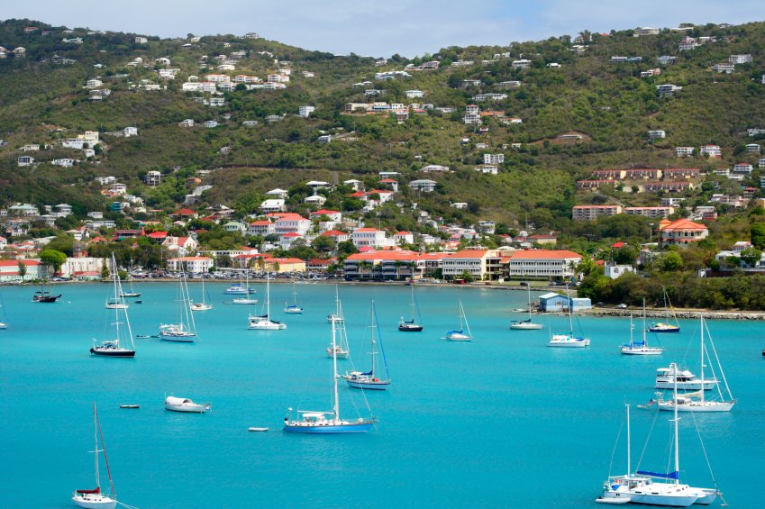 Florists St Thomas Virgin Islands