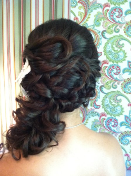 CHAIRish The Day...hair U0026 Makeup   San Antonio TX Wedding Beauty