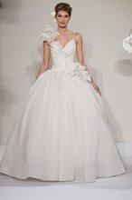 PNINA TORNAI Sweetheart Princess Ball Gown in Silk