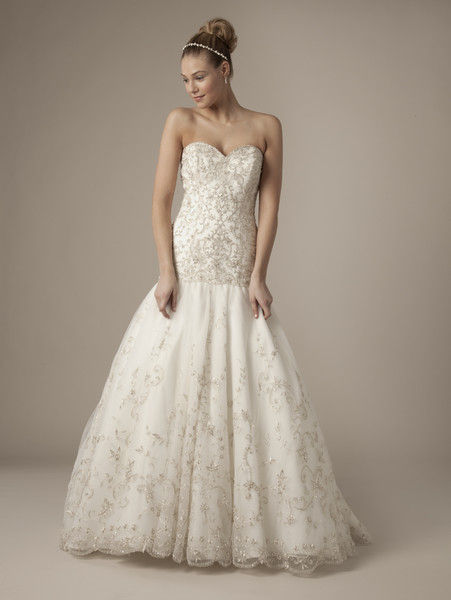 Kleinfeld Exclusives Wedding Dresses Photos By Kleinfeld Bridal