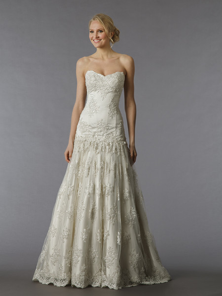 kleinfeld bridal new york ny wedding dress