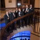 130x130 sq 1457625529304 groomsmen on stairwell