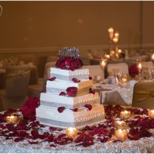 220x220 sq 1457625433097 cake table